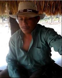 Cacique gobernador pueblo Wayuu